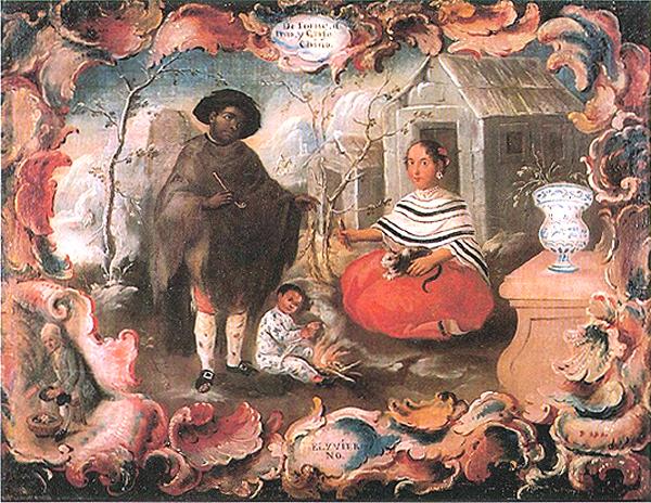Art of colonial latin america
